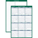 At-A-Glance Erasable Yearly Wall Planner