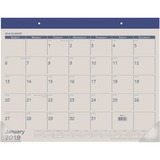 At-A-Glance Fashion Color Monthly Desk Pad