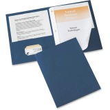 Avery&reg Two Pocket Folders with Fastener