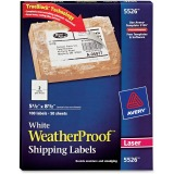 Avery® WeatherProof Mailing Labels with TrueBlock Technology