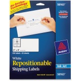 Avery&reg Repositionable Mailing Labels