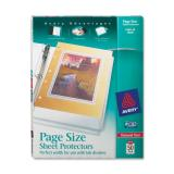 Avery® Page Size Sheet Protectors