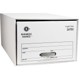 Business Source Drawer Storage Boxes