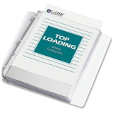 C-Line Economy Weight Poly Sheet Protectors