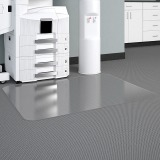 Deflecto Glass Clear DuraMat for Carpets