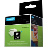 Dymo White Address Labels