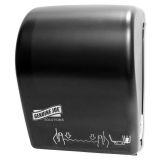 Genuine Joe Solutions Touchless Hardwound Towel Dispenser