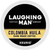 LAUGHING MAN Colombia Huila Coffee K-Cup