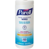 PURELL® Textured Sanitizing Wipes