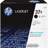 HP 37Y Original Toner Cartridge - Black