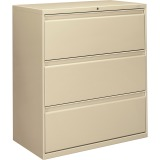 HON Brigade 800 Series 3-Drawer Lateral