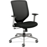 HON Boda Mesh Back Task Chair, Arms