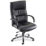 Lorell Bridgemill Executive High-Back Swivel Chair
