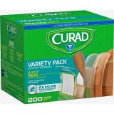 Curad Variety Pack 4-sided Seal Bandages