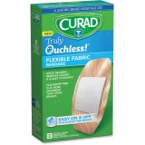 Curad Truly Ouchless XL Fabric Bandage