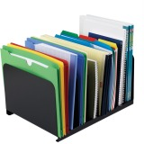 MMF 8-Compartment Vertical Organizer