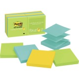 "Post-it® Pop-up Notes, 3""x 3"", Jaipur Collection"