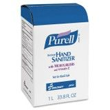 Purell Hand Sanitizer Refill For NXT Wall/Stand Dispenser, 1000ml.