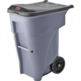 Rubbermaid Commercial Big Wheel General Roll-out Container