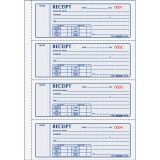Rediform Money Receipt 4 Per Page Collection Forms