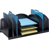 Safco Combination Rack Desktop Organizer