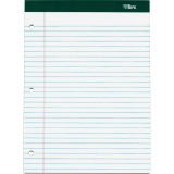 TOPS Double Docket Ruled Writing Pads - Letter