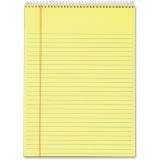 TOPS Docket Perforated Wirebound Legal Pads - Letter