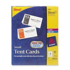 Tent & Placement Cards