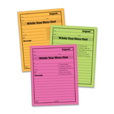 Adhesive Note Pads