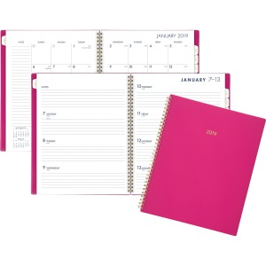 At-A-Glance Cambridge Color Bar Large Planner