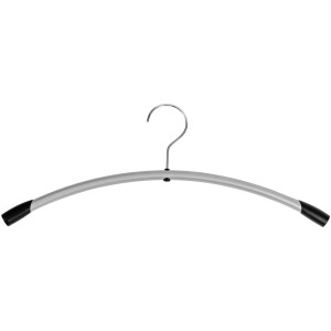 Alba Metallic Coat Hangers Set