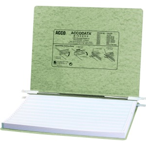 Acco PRESSTEX Unburst Sheet Covers