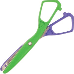Westcott Safety Plastic Scissors