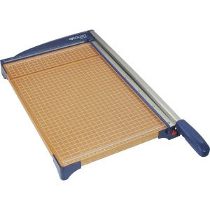 Westcott Wood Guillotine Trimmer