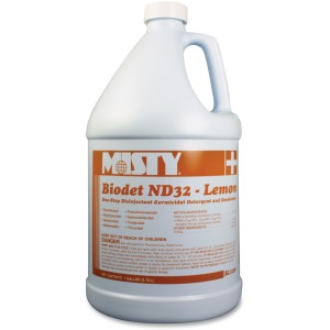 MISTY Biodet ND32 One-Step Disinfectant