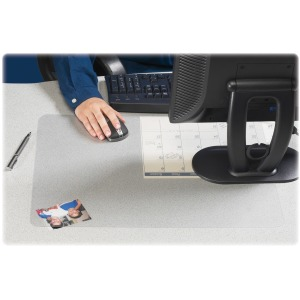 Artistic KrystalView Antimicrobial Desk Pad
