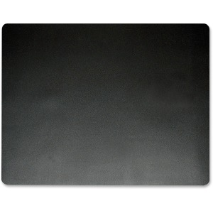 Artistic Eco-Black Antimicrobial Desk Pad
