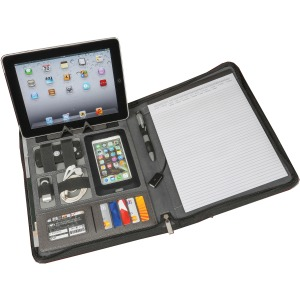 Artistic Techie Multifunction Padfolio