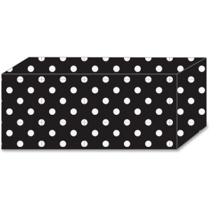 Ashley B/W Polka Dot Magnetic Blocks
