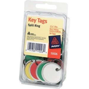 Avery® Key Tags