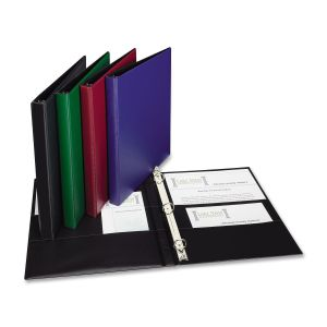 Avery 11058 Durable EZ-Turn Ring Presentation Binder