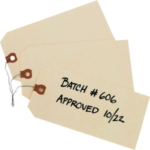 "Avery Manila ""G"" Shipping Tags"