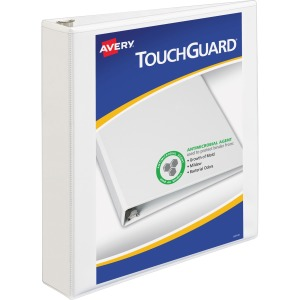 Avery® TouchGuard Protection Heavy-Duty View Binder