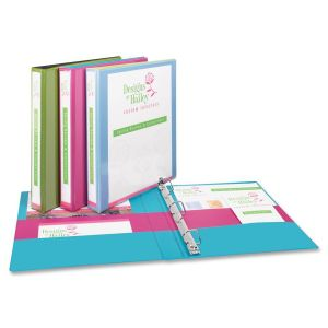 Avery Two Tone View Binder