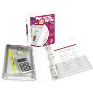 Avery Protect & Store View Binder