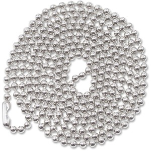"Advantus 36"" ID Badge Chain"