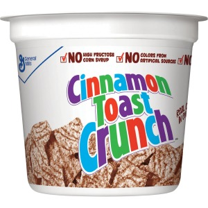 Advantus Cinnamon Toast Crunch Cereal Cups