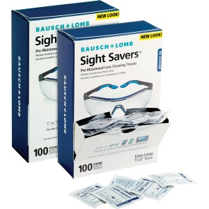 Bausch & Lomb Sight Savers Lens Cleaning Tissues