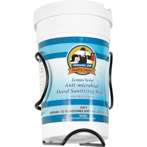 Buddy Hand-sanitizing Wipes Canister Holder