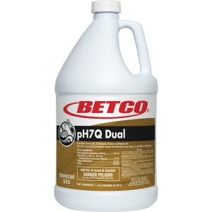 Betco pH7Q Dual Disinfectant Cleaner